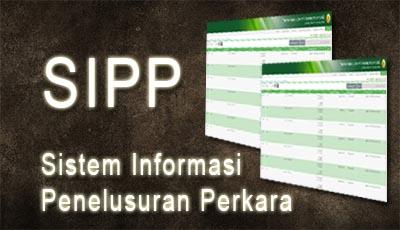 Aplikasi SIPP